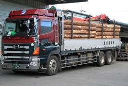 林業用運搬車