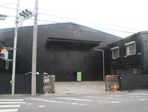 ▲早瀬倉庫